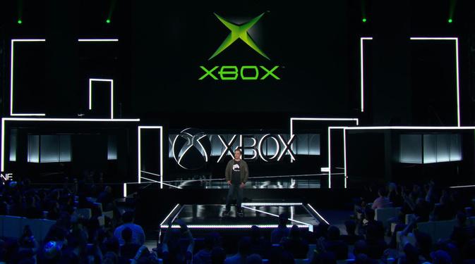 Original Xbox Abwärtskomptabilität Ist Auf Dem Weg Alle