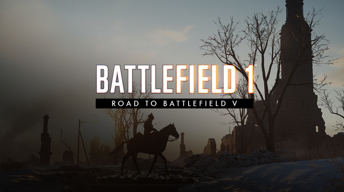 Road to Battlefield V