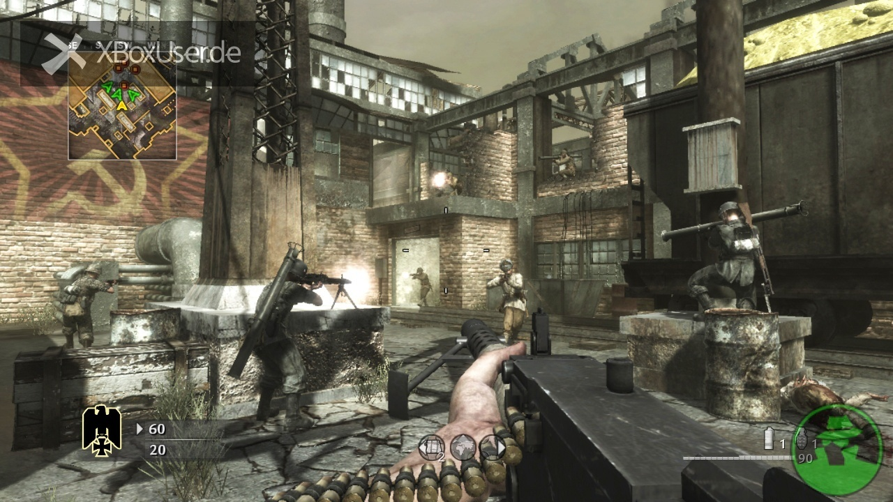 Call of Duty: World at War - Map Pack 2 im Juni - Alle Neuigkeiten Call Of Duty World At War Map Pack on