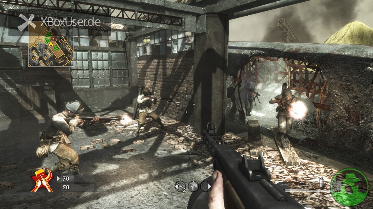 Call of Duty: World at War - Map Pack 2 im Juni - Alle ...