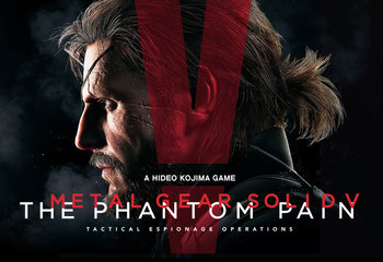 Metal Gear Solid V: The Phantom Pain-Bild