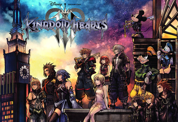 Kingdom Hearts III-Bild