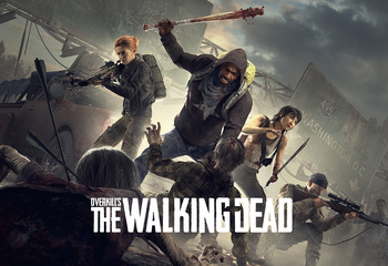Overkill's The Walking Dead-Bild