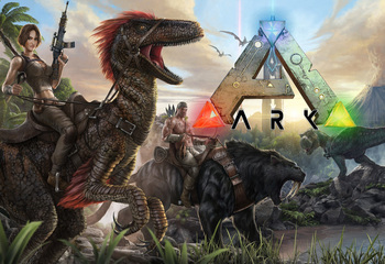 ARK: Survival Evolved-Bild