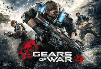 Gears of War 4-Bild