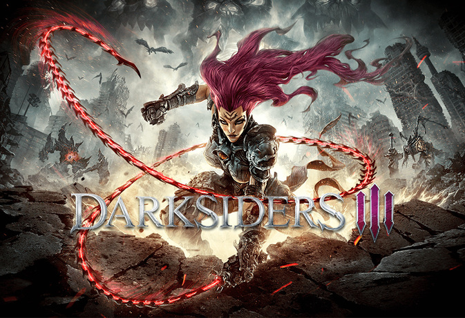 Darksiders 3: Countdown to Launch-Trailer veröffentlicht