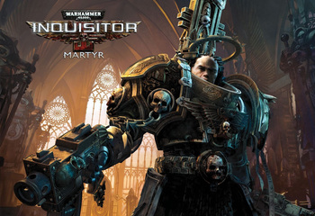 Warhammer 40.000: Inquisitor Martyr-Bild