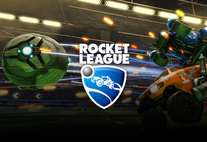 Rocket League-Bild