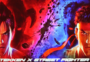Tekken x Street Fighter-Bild
