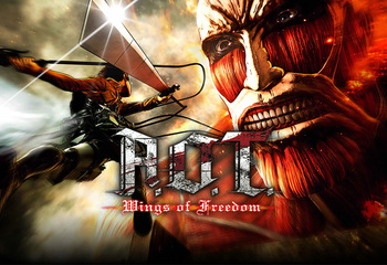 A.O.T. Wings of Freedom-Bild
