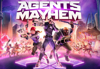 Agents of Mayhem-Bild