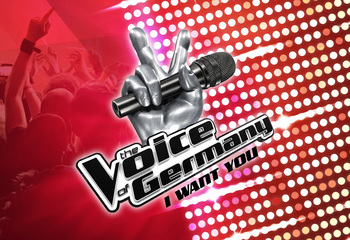 The Voice of Germany - I want you-Bild