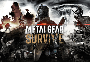 Metal Gear Survive-Bild
