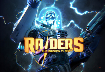 Raiders of the Broken Planet-Bild