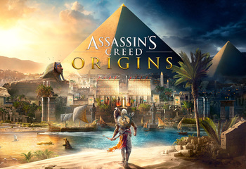 Assassin's Creed Origins-Bild