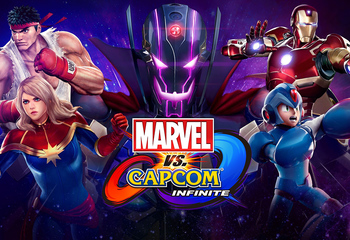 Marvel vs Capcom Infinite-Bild