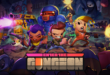 Enter the Gungeon-Bild
