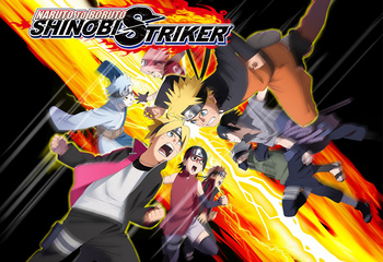 Naruto to Boruto: Shinobi Striker-Bild