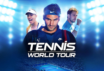 Tennis World Tour-Bild