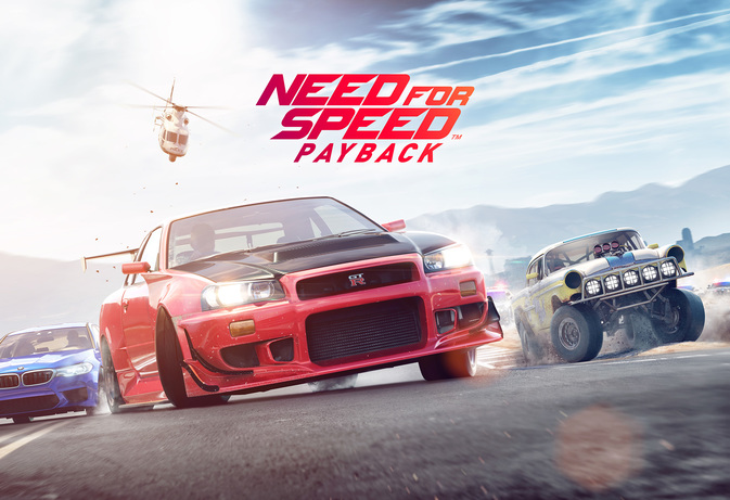 Need for Speed Payback-Bild