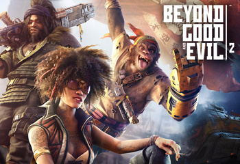 Beyond Good and Evil 2-Bild