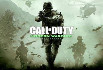 Call of Duty: Modern Warfare Remastered -Bild
