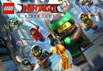 The Lego Ninjago Movie Videogame-Bild