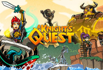 A Knight's Quest-Bild