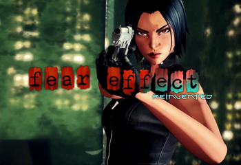 Fear Effect Sedna-Bild