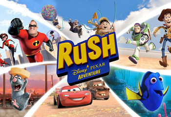 Rush: A Disney Pixar Adventure-Bild