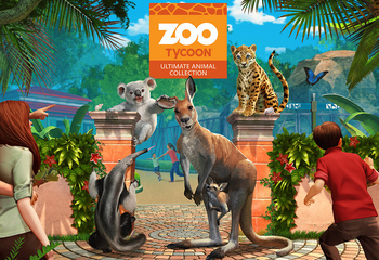Zoo Tycoon: Ultimate Animal Collection-Bild