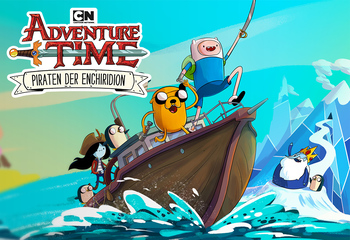 Adventure Time: Piraten der Enchiridion-Bild