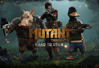 Mutant Year Zero: Road to Eden-Bild