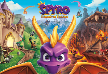 Spyro Reignited Trilogy-Bild