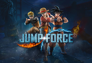 Jump Force-Bild