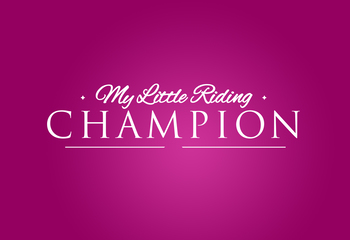 My Little Riding Champion-Bild