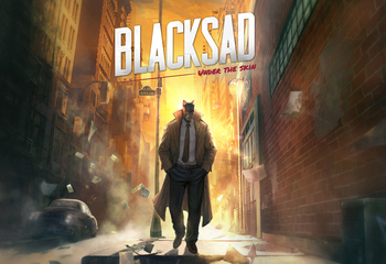 Blacksad: Under the Skin-Bild