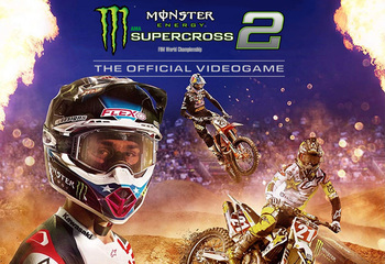 Monster Energy Supercross: The Official Videogame 2-Bild