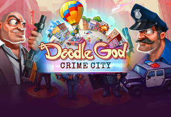 Doodle God: Crime City-Bild
