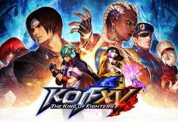 The King of Fighters XV-Bild