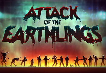 Attack of the Earthlings-Bild