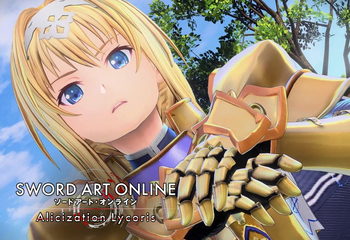 Sword Art Online: Alicization Lycoris-Bild