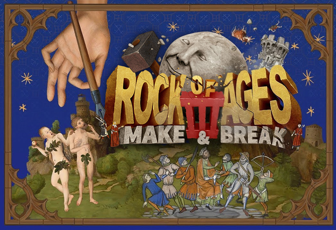 Rock of Ages 3: Make & Break-Bild