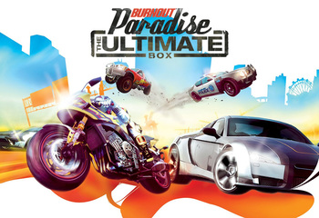 Burnout Paradise: The Ultimate Box-Bild