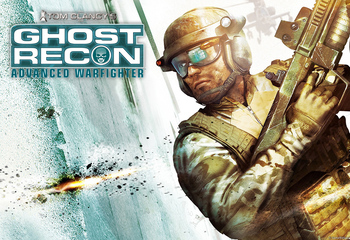Tom Clancy's Ghost Recon Advanced Warfighter-Bild