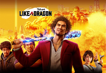 Yakuza: Like a Dragon-Bild