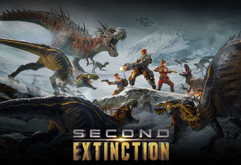 Second Extinction-Bild