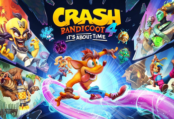Crash Bandicoot 4: It's About Time-Bild