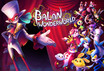 Balan Wonderworld-Bild