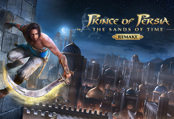 Prince of Persia: The Sands of Time - Remake-Bild